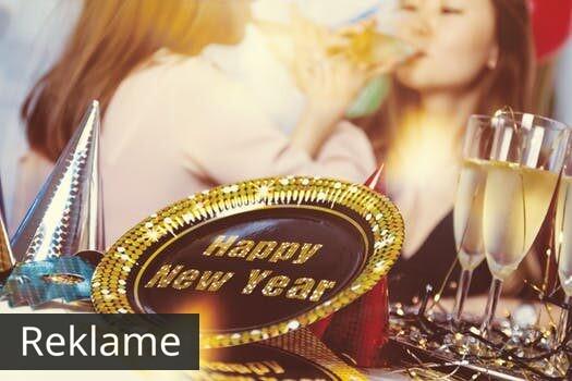Overrask dine gæster med nytårsdesserten