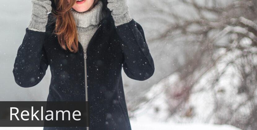 Hold varmen henover vinteren med disse beklædningsgenstande