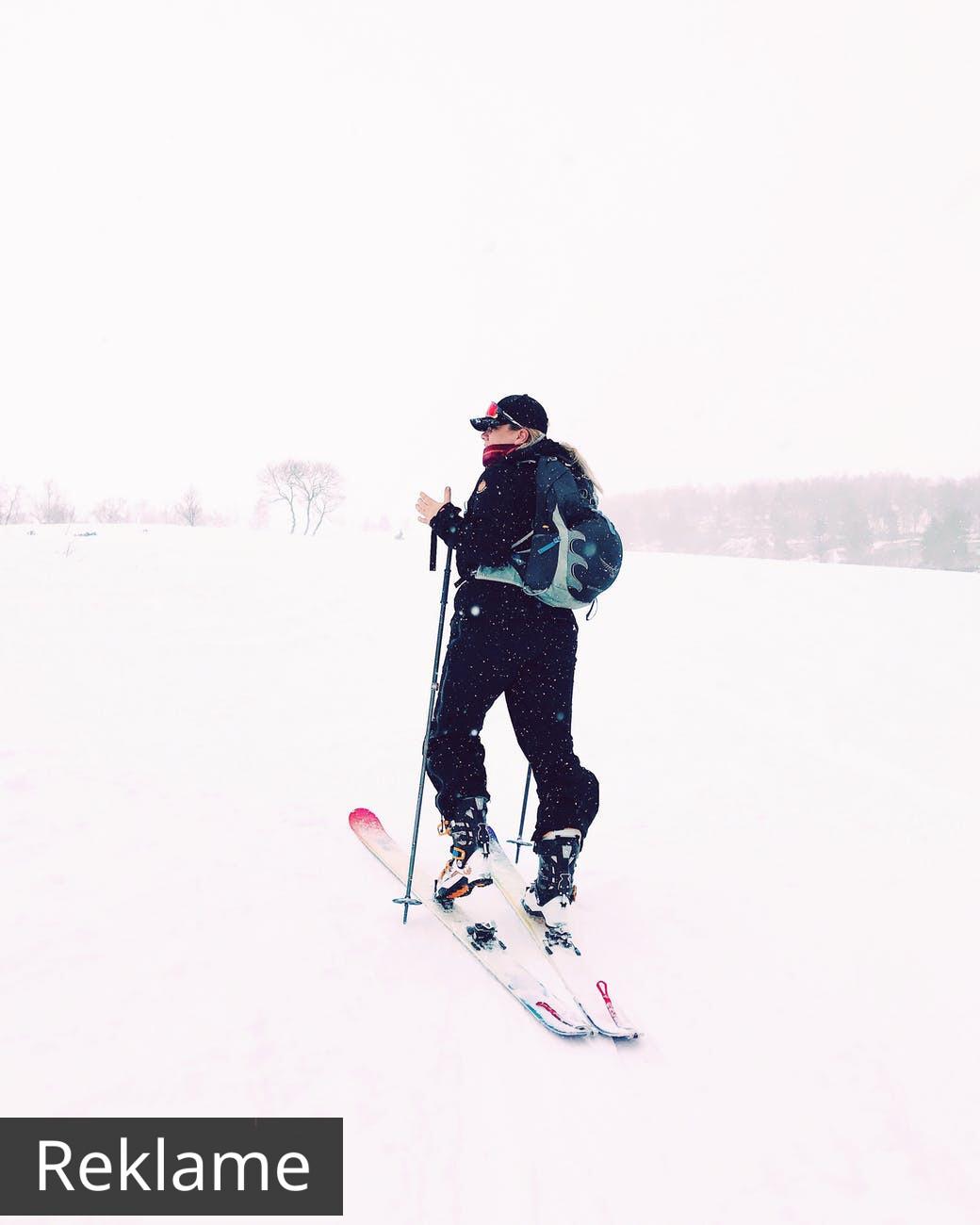 Vælg en vinterjakke fra Geographical Norway