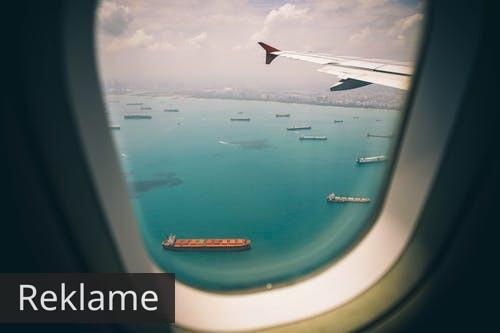 Rejs længere væk til din næste ferie