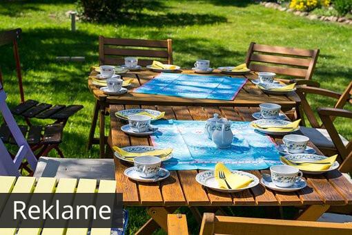 Bliv sommerklar med nye lækre havemøbler