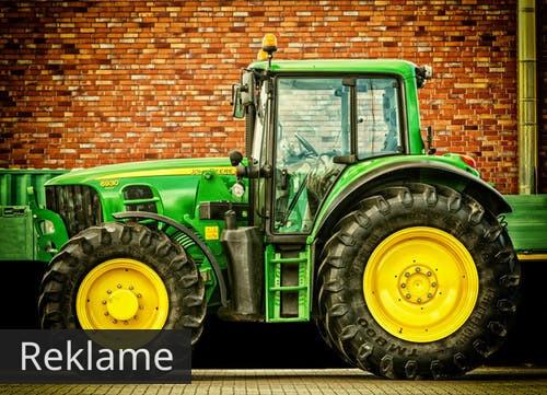 Find de helt rigtige maskiner til dit landbrug