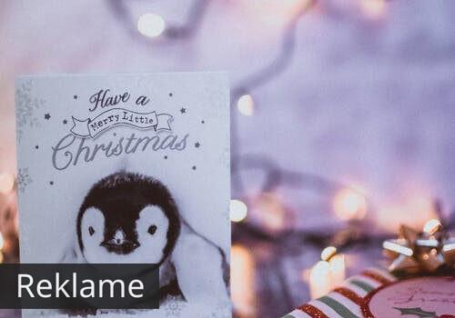 Nu kan du udvide din samling af julemærker