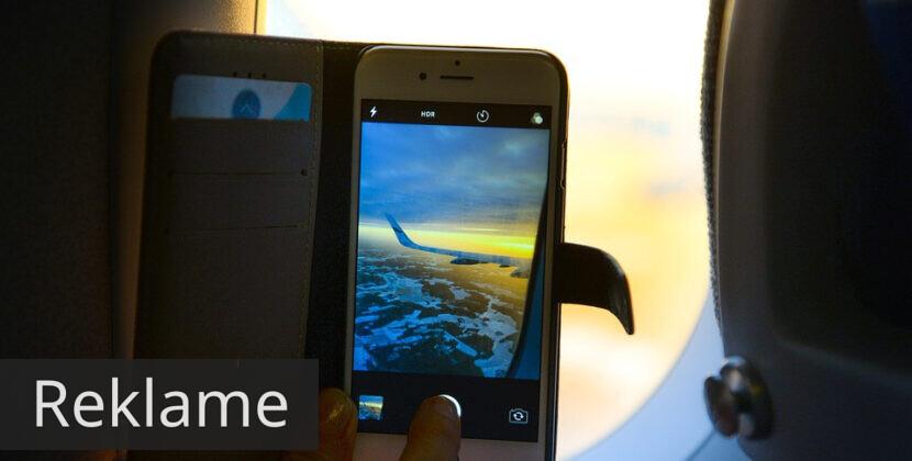 Uundværlige rejsegadgets til iPhone