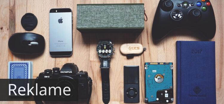 Gadgets – en sjov løsning på en travl hverdag