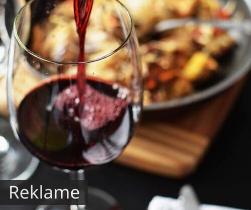 Tips: Sådan finder du gode tilbud på rødvin