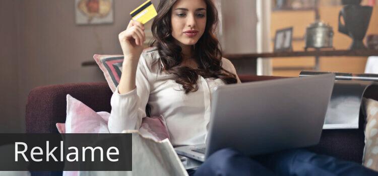 Shopping på internettet er for alle aldre