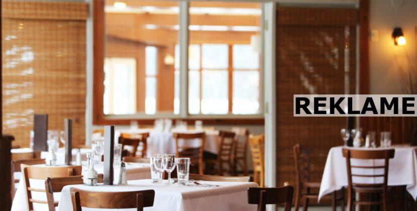 Sådan får du din restaurant til at stråle