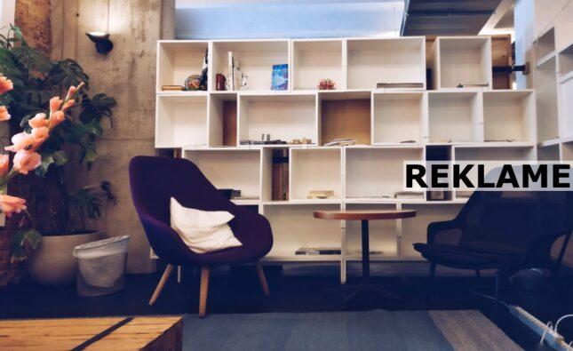 Gå på jagt efter møbler og løft dit hus' udseende