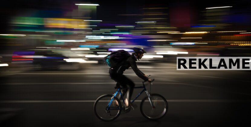 Skal man køre med cykellygter på ens cykel? Ja, læs her hvorfor