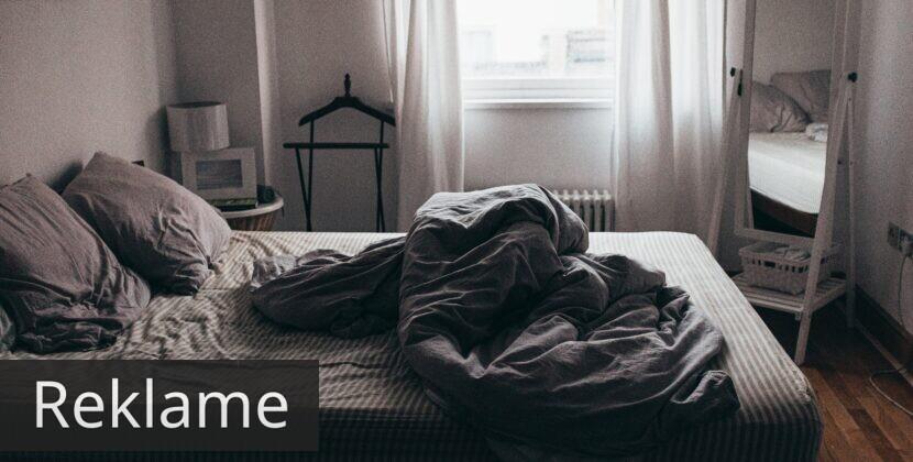 En tyngedyne kan forbedre nattesøvnen og skabe ro i hverdagen